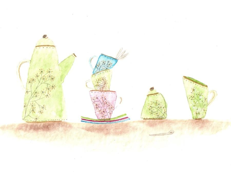 Tea party - #happyplace