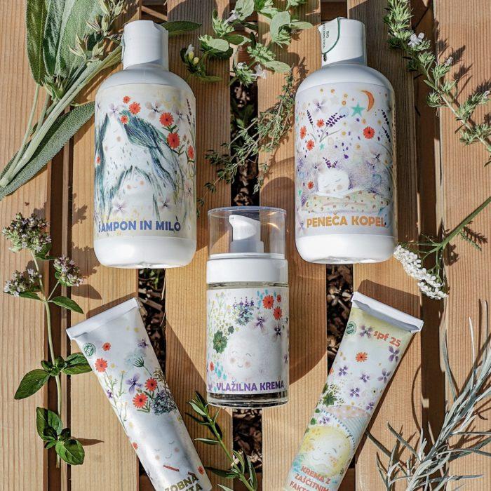 Cvetka Herbal Estate – Zeliščno posestvo Cvetka